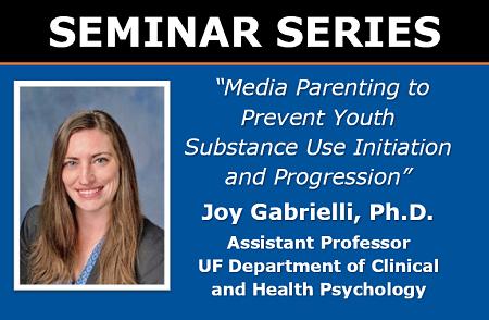 Seminar Joy Gabrielli